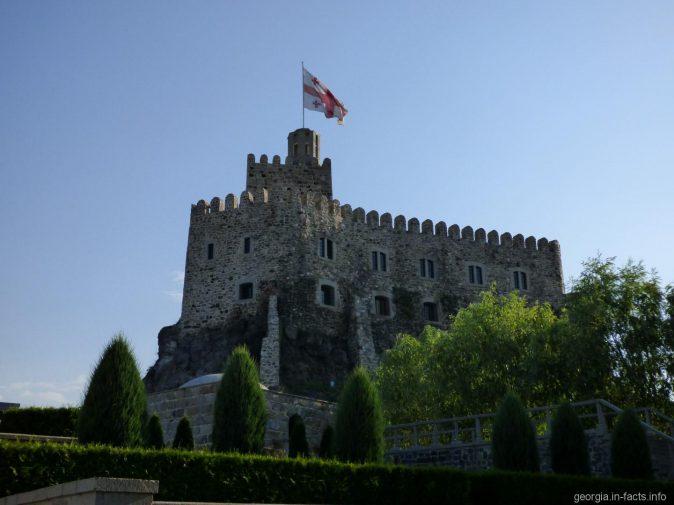 Замок в крепости Рабат