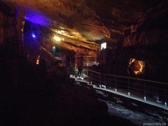 Заповедник и пещера Сатаплия