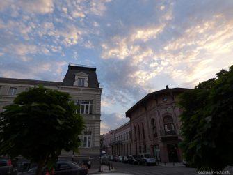 Небо над Тбилиси