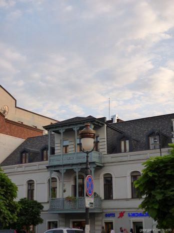 Улицами города Тбилиси