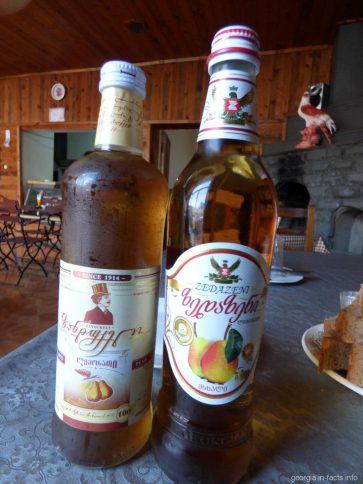 Вкусный лимонад в Грузии