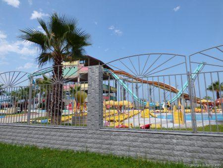 Батумский аквапарк