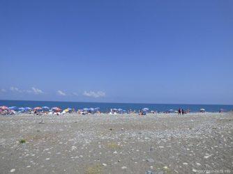 Пляжная полоса Батуми