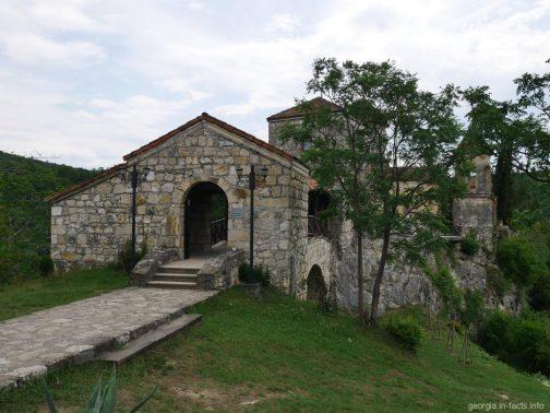 Церковь Моцамета в Кутаиси, экскурсия из Батуми, Грузия