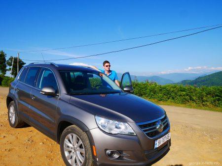 Аренда авто в Грузии