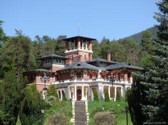 Дворец Романовых в Ликани, Грузия
