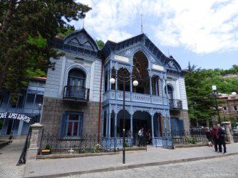 Дом Мирза Риза хана в Боржоми, Грузия