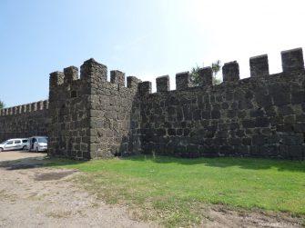 Крепость Гонио на экскурсии по Горной Аджарии, Грузия