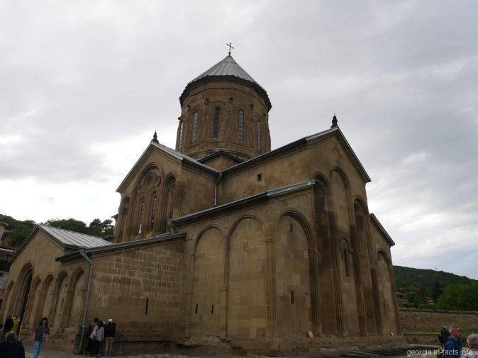 Монастырь Самтавро в Мцхете, Грузия