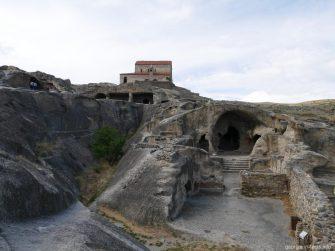 Пещеры Уплисцихе, Грузия