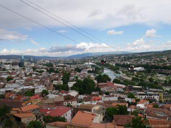 Тбилисский колорит, Грузия