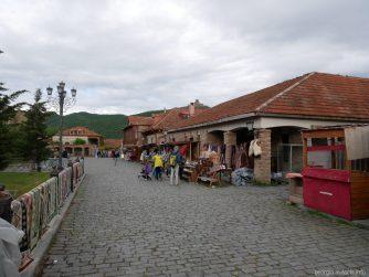Улицами Мцхеты, Грузия