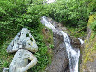 Водопад Андрея Первозванного в Сарпи, Грузия