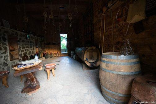 Частная винодельня в Грузии