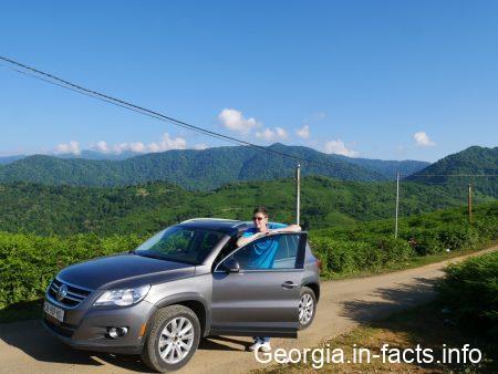 Аренда авто в Грузии самостоятельно
