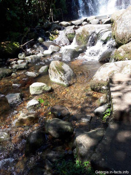 Чистая вода в Грузии