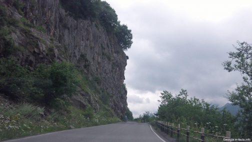 Дороги в Грузии