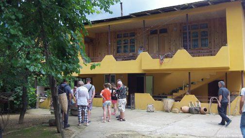 Грузинский дом