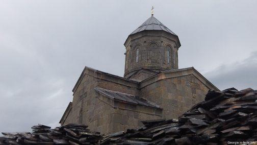 Храм Гергети
