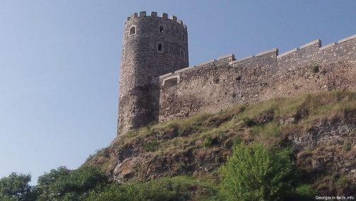 Крепость Рабат