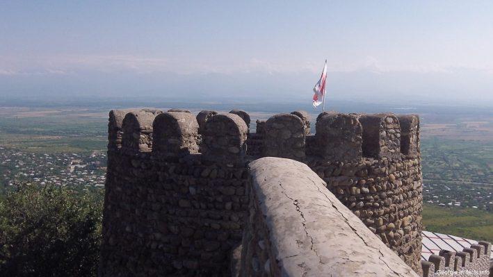 Крепость в Кахетии