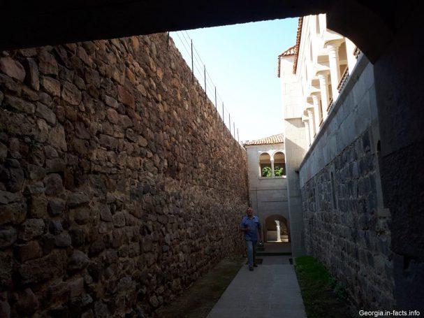 Крепостные стены в Рабат