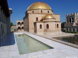 Мечеть в Крепости Рабат