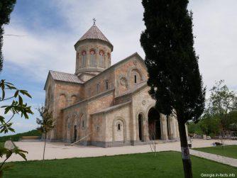 Монастырь Бодбе в Кахетии