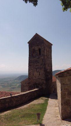 Монастырь крепость Некреси