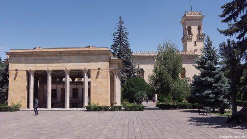 Музей в Гори