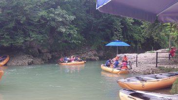 Надувные лодки в Мартвили