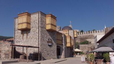 Отель в крепости Рабат