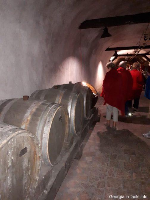 Производство вина в Грузии
