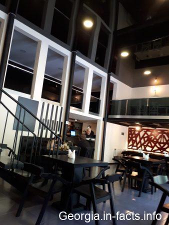 Ресторан в Боржоми