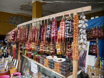 Рынок в Кахетии