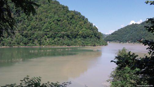 Слияние двух рек экскурсия по горной Аджарии