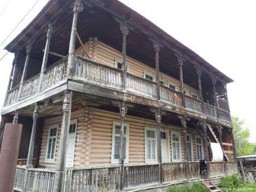 Старинный дом в Бакуриани