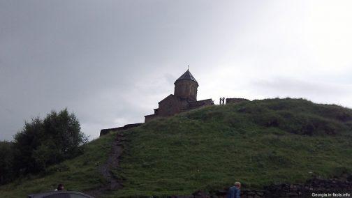Церковь Гергети