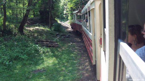 Тоннели поезд Боржоми Бакуриани