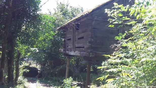 Традиционный грузинский склад