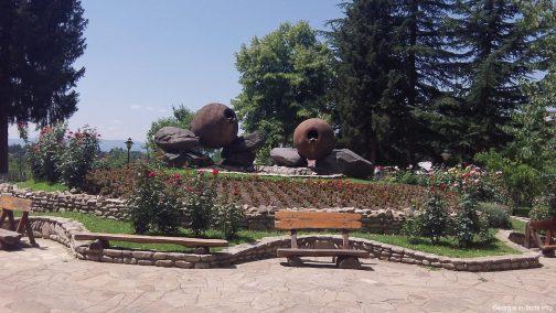 Винзавод Хареба в Грузии