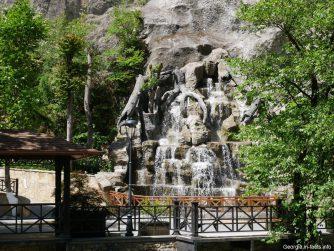 Водопад в Боржоми