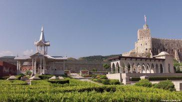 Восточная часть крепости Рабат