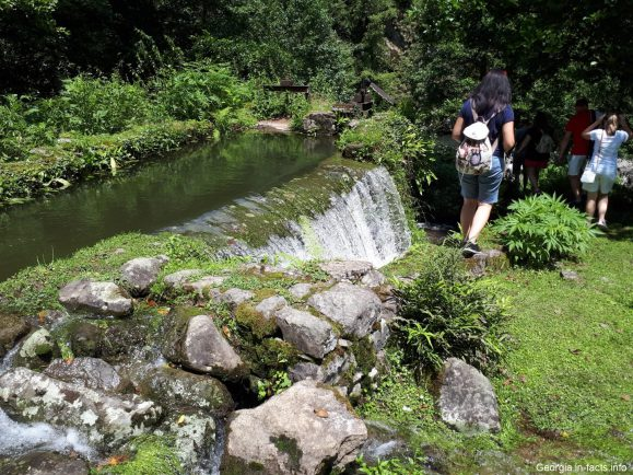 Запруда для водяной мельницы