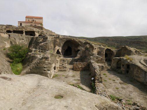 Экскурсия в Уплисцихе из Тбилиси