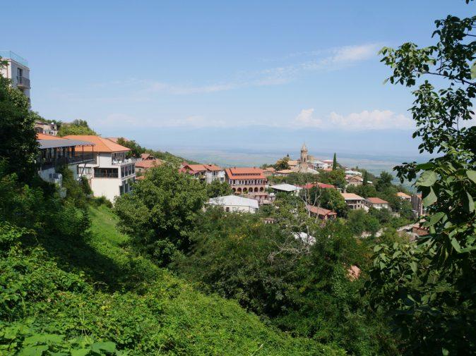 Экскурсия в Кахетию Сигнахи из Тбилиси