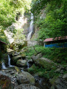 Водопад Махунцети в Аджарии