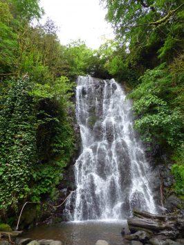Водопад Мирвети в Аджарии